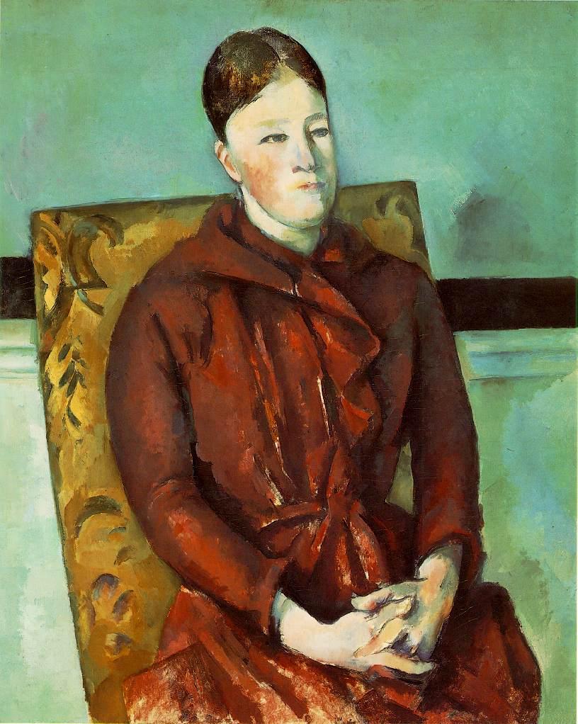 Quadri di Cezanne Paul